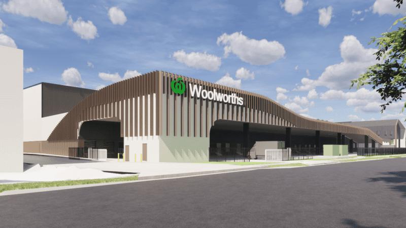 Woolworths plant gemeinsam mit KNAPP erstes automatisiertes Online Fulfillment Center in Western Sydney