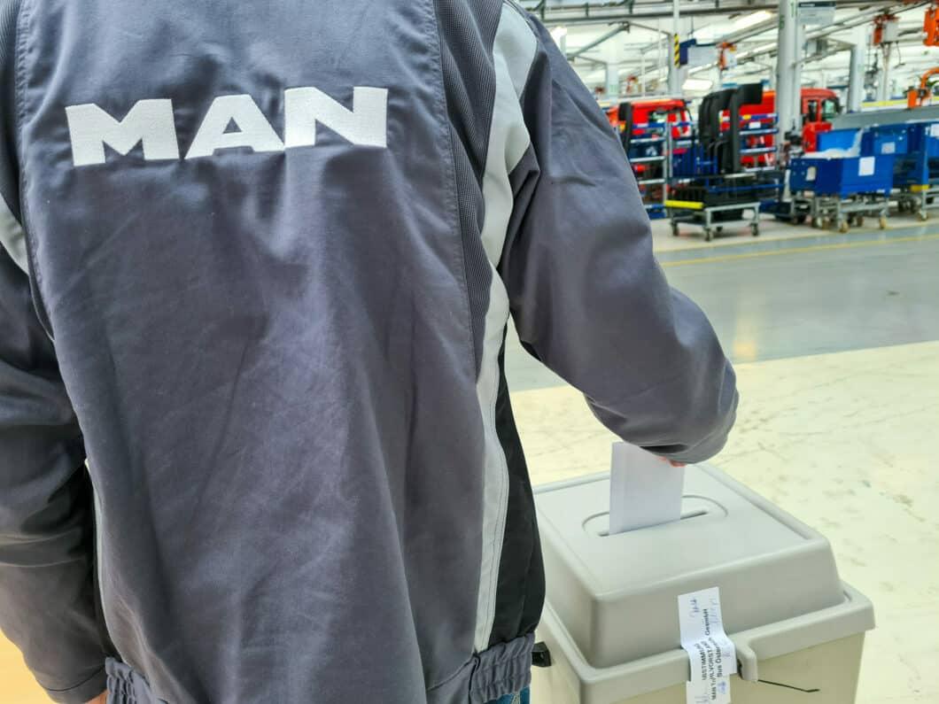 MAN: Wieviel ist eine Unterschrift wert?