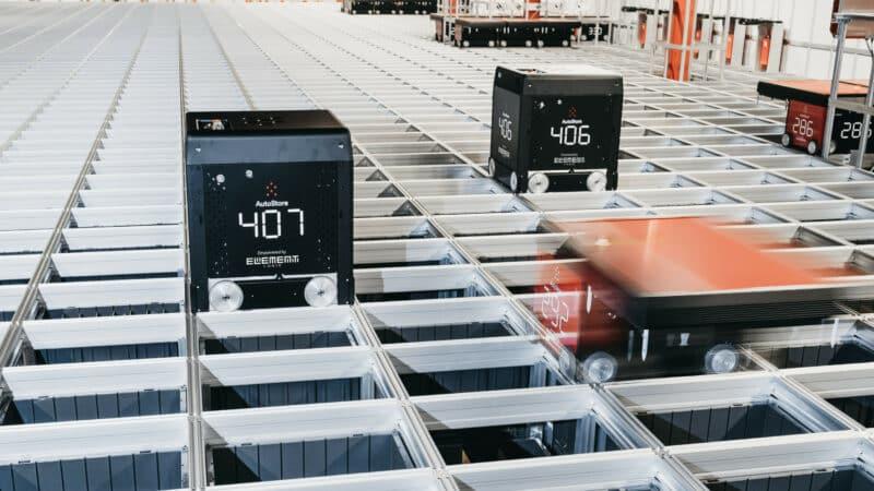 Eloxalwerk Ehingen investiert in modernste Roboter-Technologie