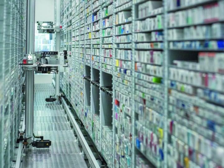 KNAPP automatisiert E-Commerce-Logistik für schwedisches Pharma-Unternehmen Apoteket