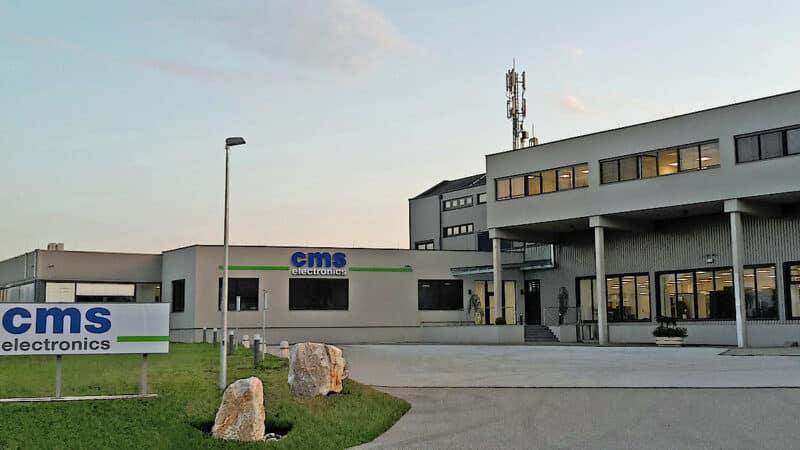 cms electronics versorgt mit AutoStore die Produktion