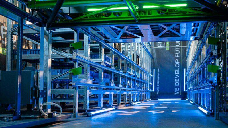 Fb Kompaktlager, Ihr Automatisches Kleinteilelager (AKL) von Fb Industry Automation
