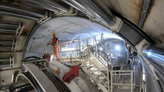 Brenner Basistunnel: Information zum Projektstand der einzelnen Baulose