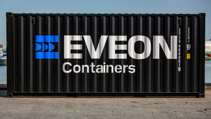 EVEON: Containerhandel 4.0 für Österreich