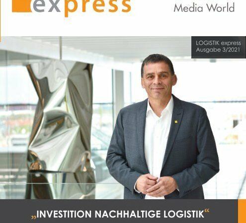LOGISTIK express Journal 3/2021