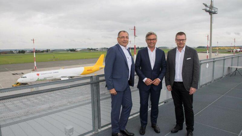 Staatssekretär Brunner: DHL Air Austria für den europäischen Markt in Österreich gegründet