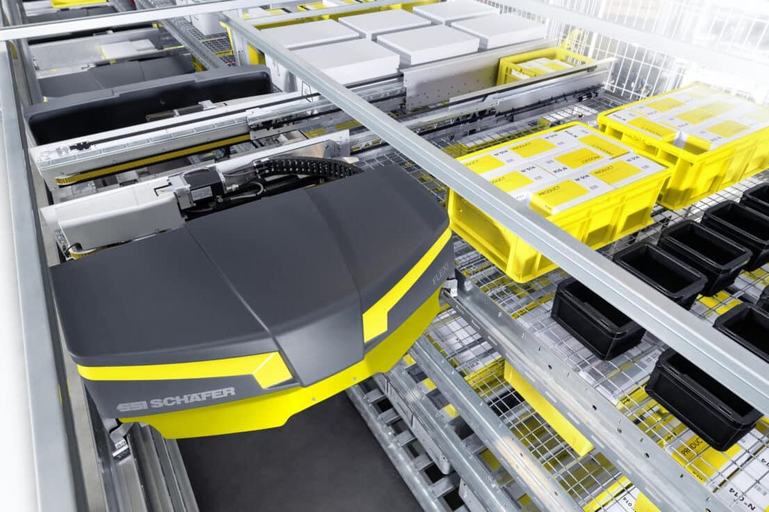 SSI Schäfer erhält Auftrag von tegut… für neues Logistikzentrum