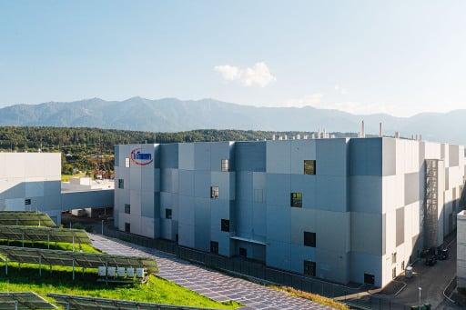 Infineon eröffnet High-Tech-Chipfabrik in Villach