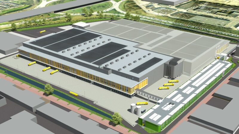 Jumbo Supermarkten automatisiert mit WITRON auch die Frische-Logistik