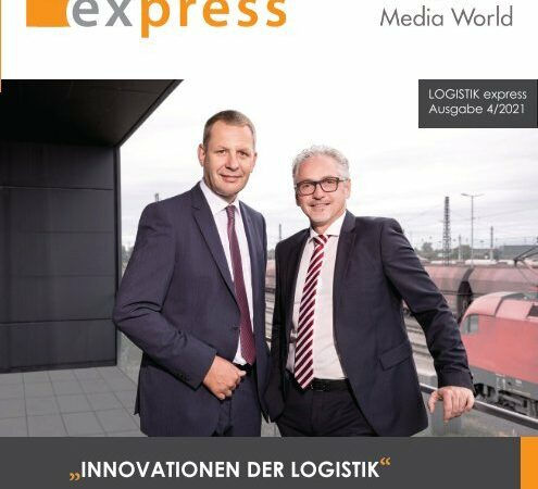 LOGISTIK express Journal 4/2021