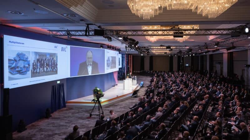 Deutscher Logistik-Kongress 2021 in Berlin: Die Zukunft der Logistik in Zeiten unsicherer Lieferketten