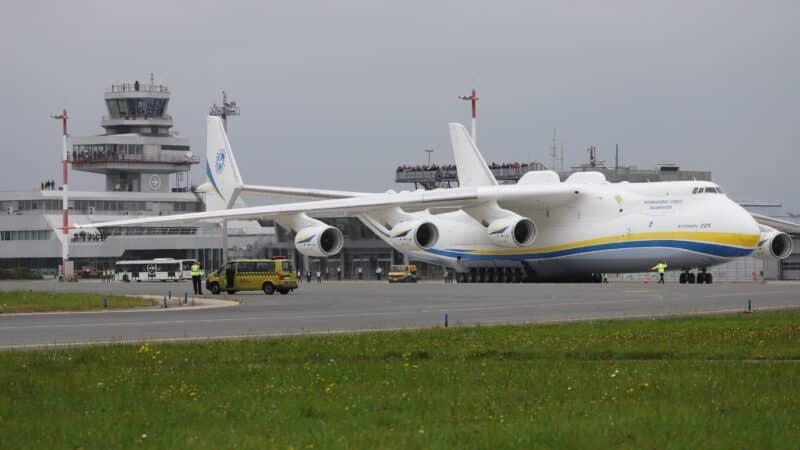 Balmung Medical will hoch hinaus und chartert größtes Frachtflugzeug der Welt