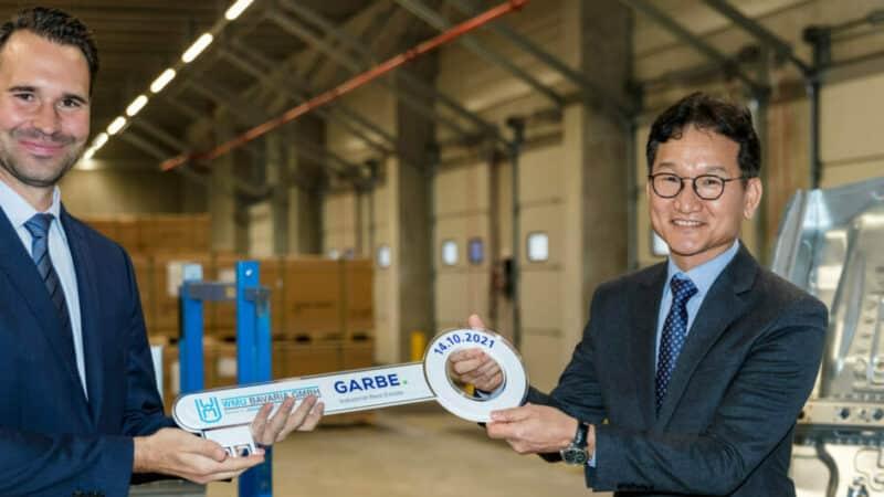 Garbe Industrial Real Estate übergibt Multi-User-Immobilie in Wörth an der Isar